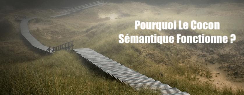Route vers le cocon sémantique
