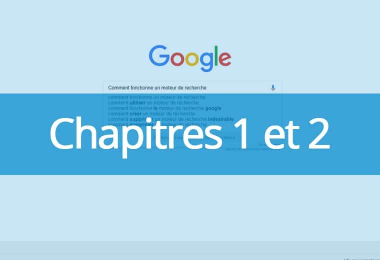 Chapitre 1 et 2 : Search et SEO