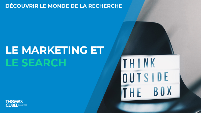 Le marketing et le search